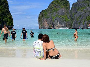 Чудеса Таиланда: пляж Леонардо Ди Каприо и кидалово по-тайски - часть 5 – ФОТО