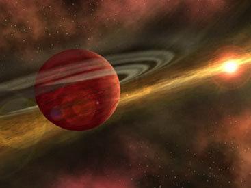 Астрономы открыли необычную космическую систему - ФОТО