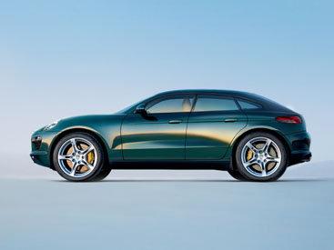 Porsche назвал цену своего нового кроссовера