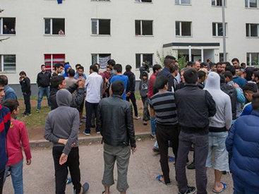 Беспорядки в Германии вспыхнули из-за афганца - ФОТО