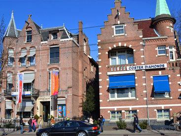 """Амстердам: """"красные фонари"""", наркотуризм и музей тюльпанов - ФОТО"""