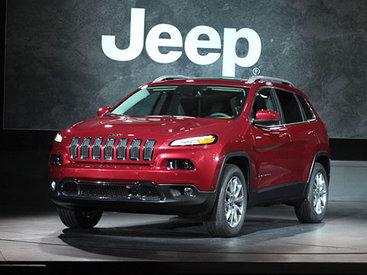 Jeep покажет в Женеве дизельный Cherokee - ФОТО