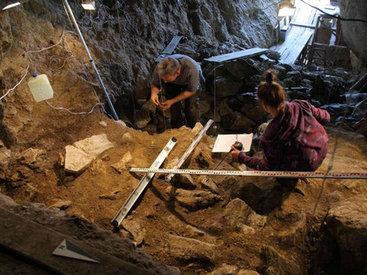 В Страшной пещере нашли 50-тысячелетние останки людей - ФОТО