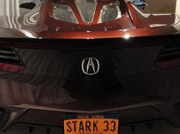 """Суперкар """"Железного человека"""" выставлен на продажу за более чем 9 млн долларов - ФОТО"""