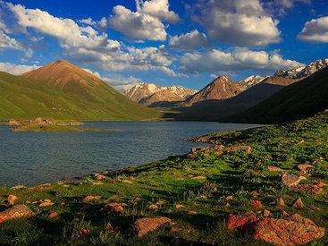 Конное путешествие по горам в Кырзыгстане - ФОТОСЕССИЯ