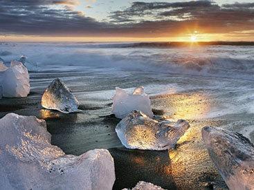 Земля огня и льда: изумительные фотографии Исландии - ФОТО