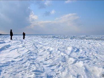 """""""Фотоклуб Day.Az"""": Очарование ледяного Каспия - ФОТОСЕССИЯ"""