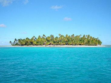 Голубая лагуна: один из самых сказочных островов в мире - ФОТО