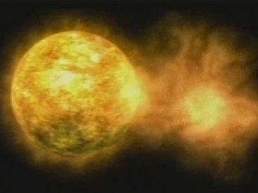 На Солнце произошли сильнейшие магнитные бури