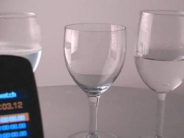 Удивительная жидкость в стакане - ВИДЕО