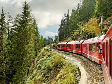 Самые страшные железные дороги со всего мира - ФОТОСЕССИЯ