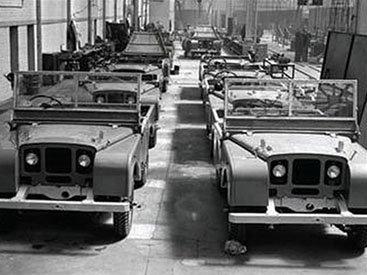 Как появился Land Rover - ФОТО