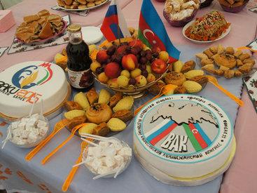 Вот как азербайджанцы Ульяновской области отметили праздники - ФОТО