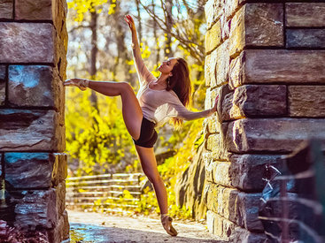 20 фотографий о том, что балерины бесподобны - ФОТОСЕССИЯ