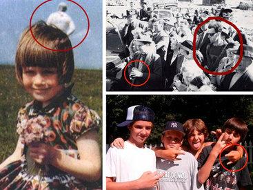 Загадочные снимки, тайна которых до сих пор не разгадана - ФОТОСЕССИЯ