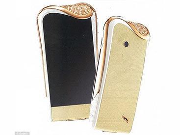 Дизайнер создает телефоны для миллиардеров за $57 000 - ФОТО