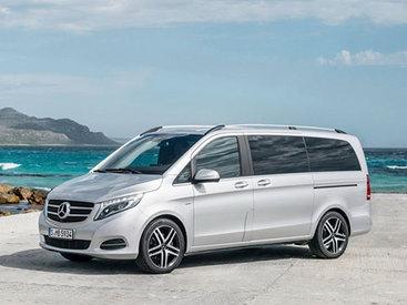 Mercedes вновь отзывает автомобили