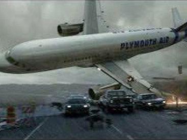 Секунды до катастрофы: погибли все пассажиры самолета - ВИДЕО