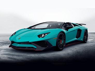 В Сети появились первые изображения родстера Lamborghini Aventador - ФОТО