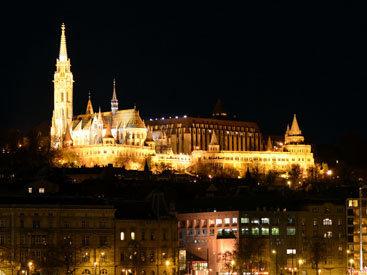 Волшебный город: Жемчужина Дуная - ФОТОСЕССИЯ
