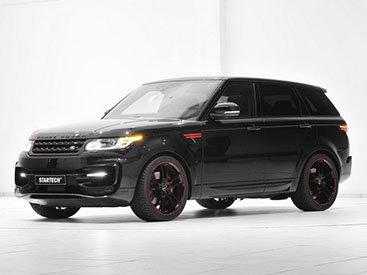Range Rover Sport стал спортивнее благодаря тюнерам - ФОТО