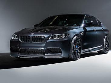 Тюнеры добавили мелких штрихов к облику BMW M5 - ФОТО