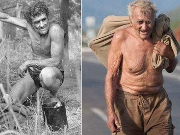 Удивительная история о человеке, прожившем 60 лет среди крокодилов и диких кабанов - ФОТОСЕССИЯ