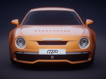 Запчасти от Bentley и Lamborghini помогли создать концепт раллийного болида - ФОТО