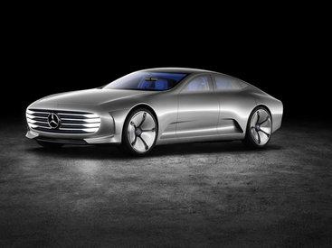 Концепт Mercedes-Benz бьет аэродинамические рекорды - ФОТО