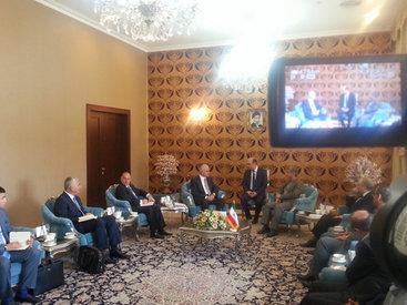 Баку и Тегеран возьмутся за развитие финансового сектора - ФОТО