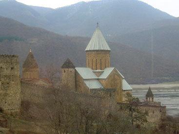 Древняя современная Грузия глазами азербайджанца – ФОТО
