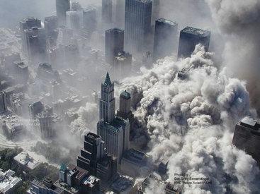 Новые фотографии с места трагедии 11 сентября - ФОТО