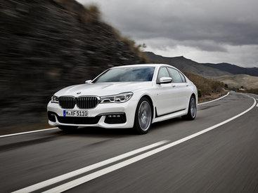 Новый BMW 7-Series представлен официально: все подробности о новинке - ФОТО