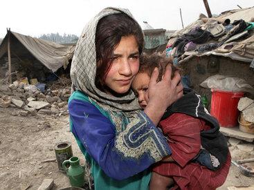 Шокирующие последствия военных операций в Афганистане - ФОТО