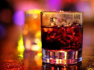 Алкоголь со льдом опасен для здоровья