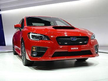 Subaru представил новое поколение WRX в Лос-Анджелесе - ФОТО