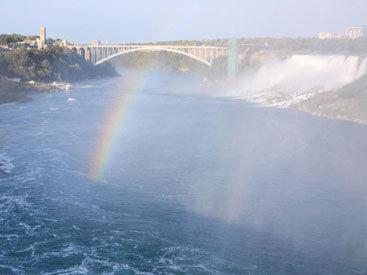 Один из самых известных водопадов в мире - ФОТОСЕССИЯ