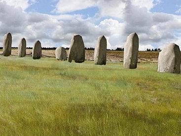 Археологи раскопали в Англии второй Стоунхендж - ФОТО