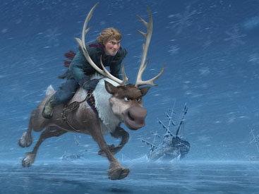 Мультфильм Disney возглавил кинопрокат в США