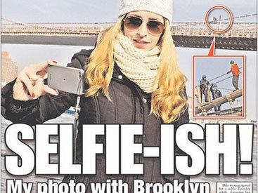 Туристка сфотографировалась на фоне самоубийцы - ФОТО