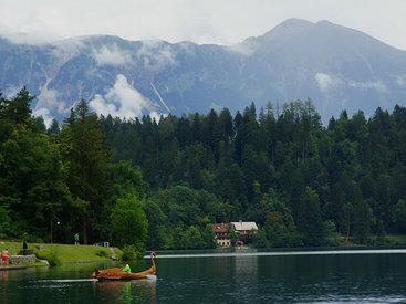 Озеро Блед — лучшее место для тех, кто обожает тишину - ФОТО