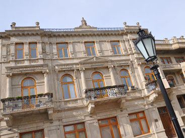 Другой Баку: незнакомые ракурсы знакомой столицы - ФОТОСЕССИЯ