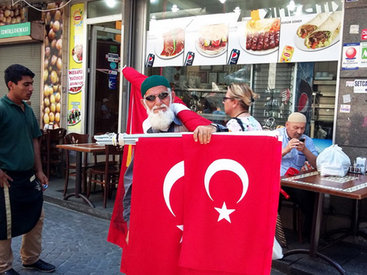 Стамбул глазами азербайджанца - ФОТО