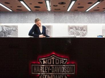 Как работают в Harley-Davidson - ФОТО
