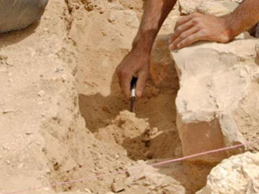 Археологические находки в комплексе памятников Шортепе