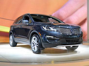 Новый Lincoln MKC: если бы Ford Kuga делали для Америки - ФОТО
