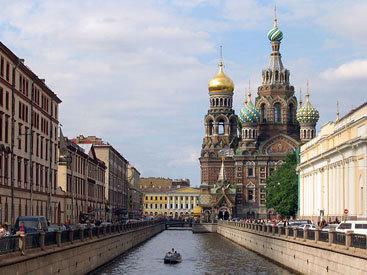 Ученые: Санкт-Петербург уйдет под воду