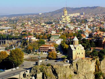 Город света и колыбель грузинского государства - ФОТОСЕССИЯ