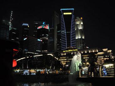 Великолепный город наступившего будущего и вечного лета - ФОТОСЕССИЯ