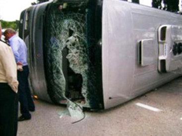 Украинский автобус попал в ДТП в Польше: есть жертвы